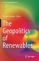 Redrawing the Geopolitical Map: International Relations and Renewable Energies