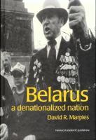 Belarus: a denationalized nation