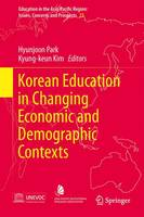 Korean education in changing economic and demographic contexts | ebook